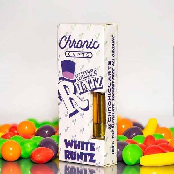 Chronic Carts Runtz for sale