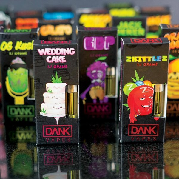 AWESOME FLAVORS DANK VAPES
